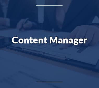 Mediengestalter Content Manager