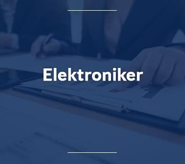 Elektroniker