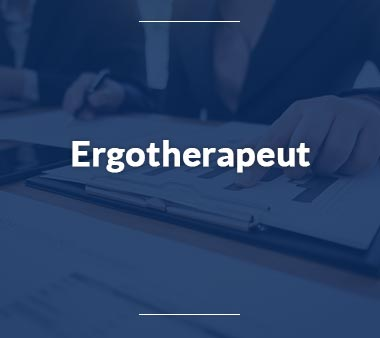 Pädagogische Fachkraft Ergotherapeut