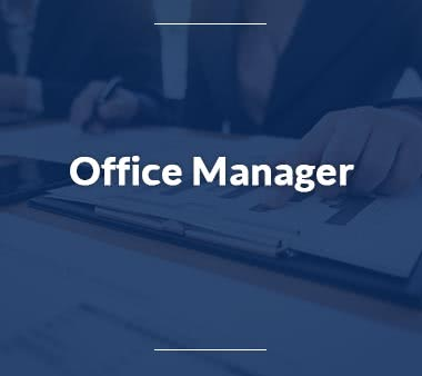 Recruiter Office Manager