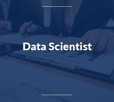 Scrum Master Data Scientist