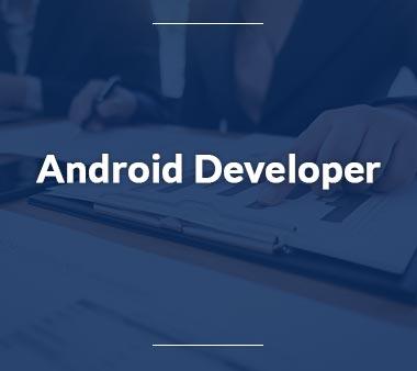 Android Developer IT-Berufe
