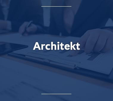 Architekt Bürojobs