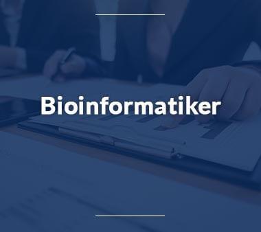 Bioinformatiker Berufe mit Zukunft