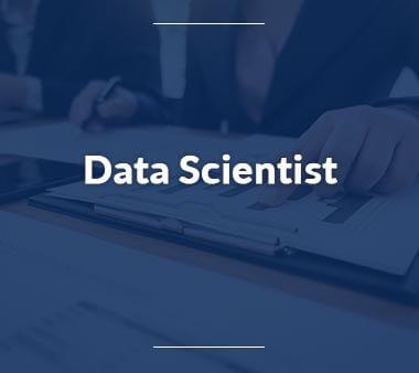 Data-Scientist Technische Berufe