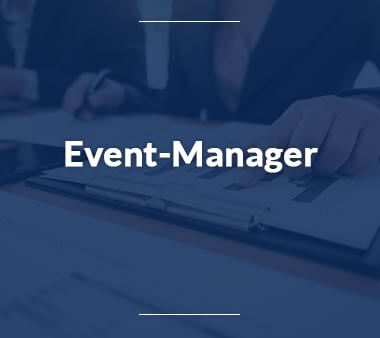 Event-Manager Bürojobs