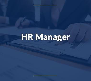 HR Manager Bürojobs