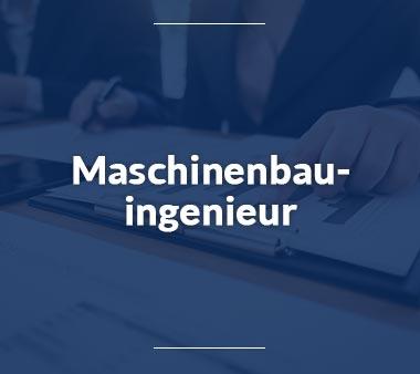 Maschinenbauingenieur Bürojobs
