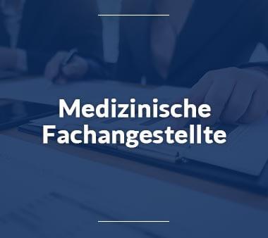 Medizinische Fachangestellte Ausbildungsberufe