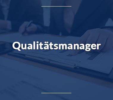 Qualitätsmanager Bürojobs