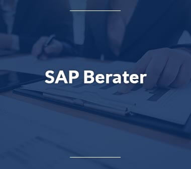 SAP Berater Bürojobs