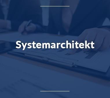 Systemarchitekt Bürojobs