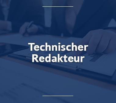 Technischer Redakteur IT-Berufe