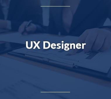 UX Designer Bürojobs