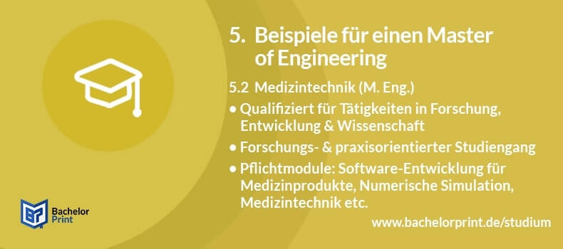 Master of Engineering Zugangsvoraussetzungen NC Studium