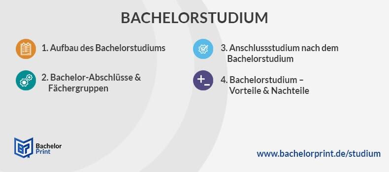 Bachelorstudium Übersicht Uni HS FH