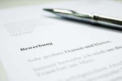 Absage Bewerbung Bewerbungsschreiben