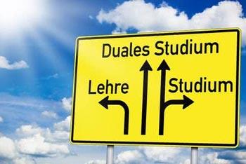 Studienformen Duales Studium