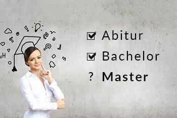Studienformen Masterstudium