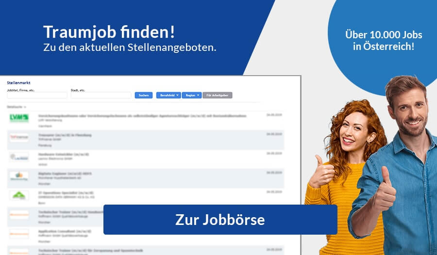 Jobbörse Österreich